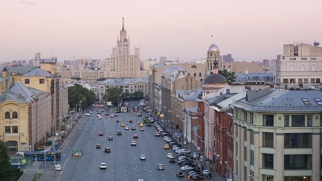 Обзорная экскурсия по Москве на автобусе: Классика