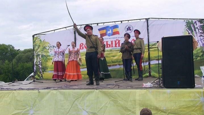 Бесплатный тур на казачий фестиваль Вольный Дон