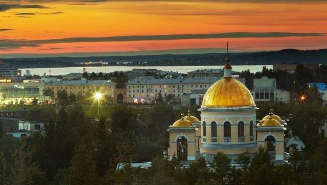 Петрозаводск город