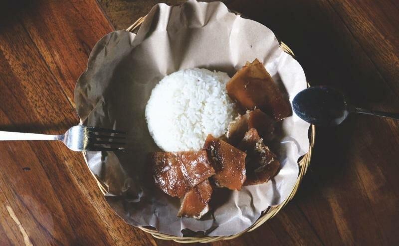 Типичная еда на Бали и напитки в Индонезии