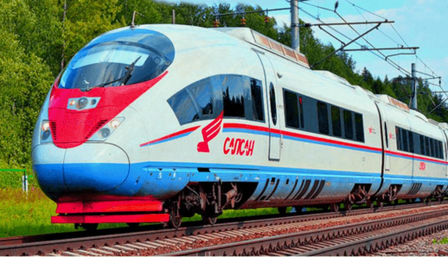 Дешевый билет Сапсан Москва — Санкт-Петербург