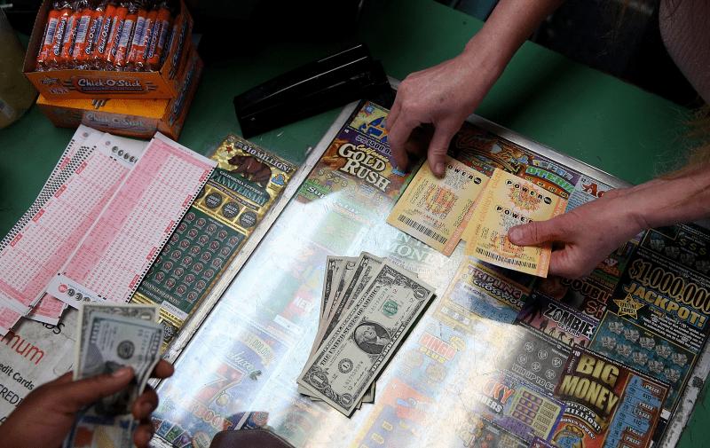 Как выиграть в лотерею и купить остров