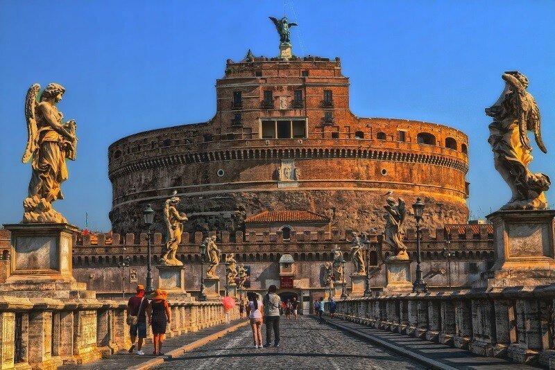 Рим история