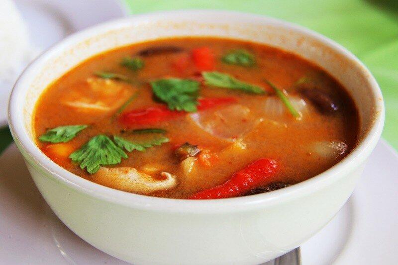 Что едят в Таиланде местные жители