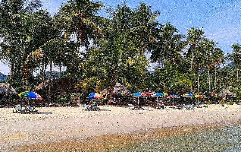 Рекомендуемое время поездки в Таиланд