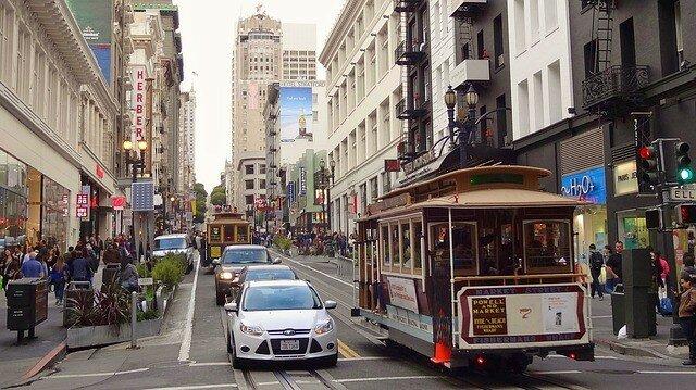 Туристические города - Сан-Франциско