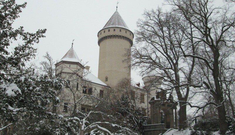 Семейный отдых на Новогодние праздники в Чехии