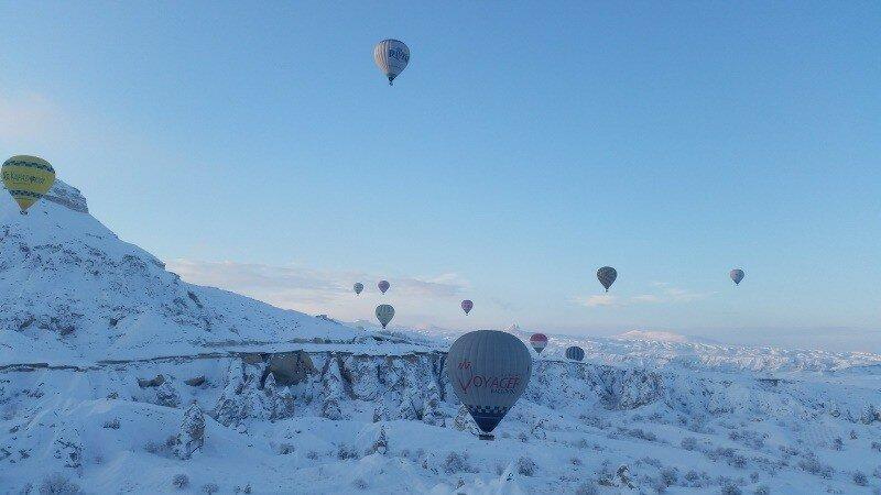 Семейный отдых в Турции зимой