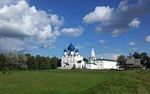 Как доехать до Суздаля из Москвы и других городов