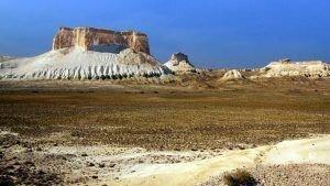Таинственные сооружения пустыни