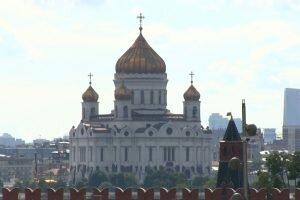 Россия, собор Христа Спасителя