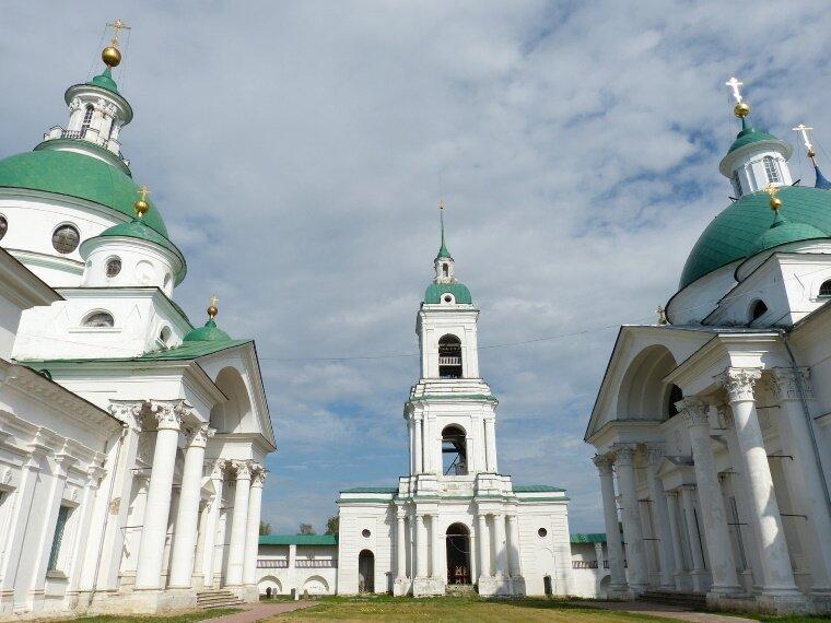 Золотое кольцо: древние города России