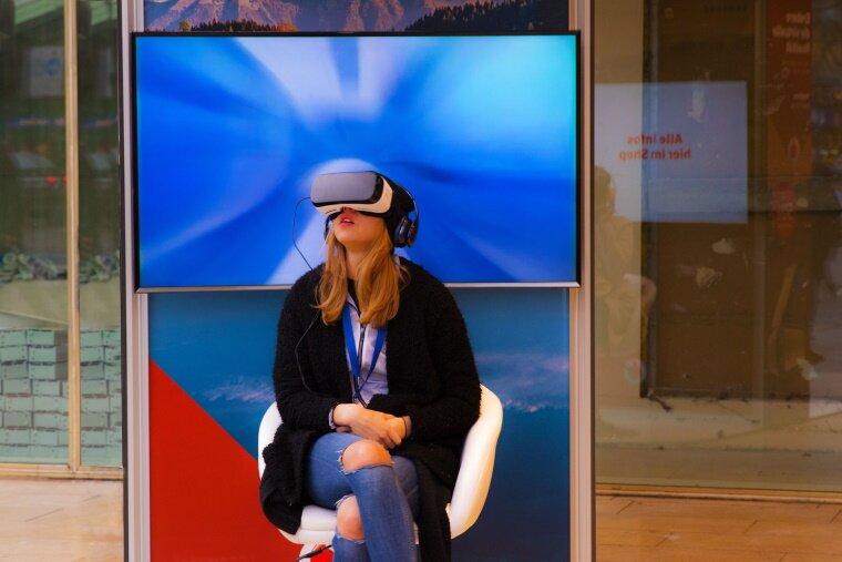 Туризм в виртуальной реальности набирает обороты